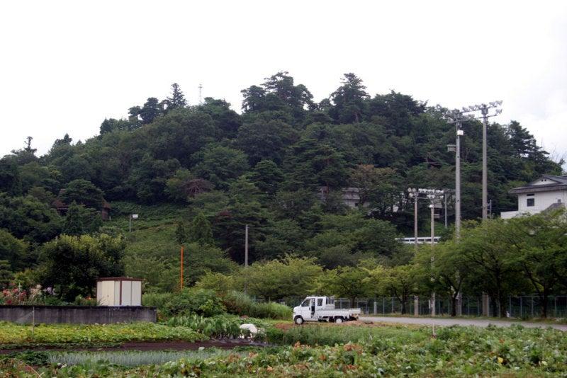 天神山城①/遠景