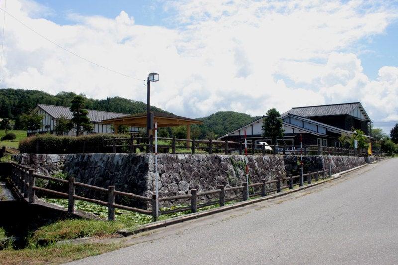 弓庄城①/弓の里歴史文化館