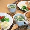 夕食☆サーモンソテー きのこソースの画像