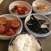ランチはガッツリ韓国料理!の画像
