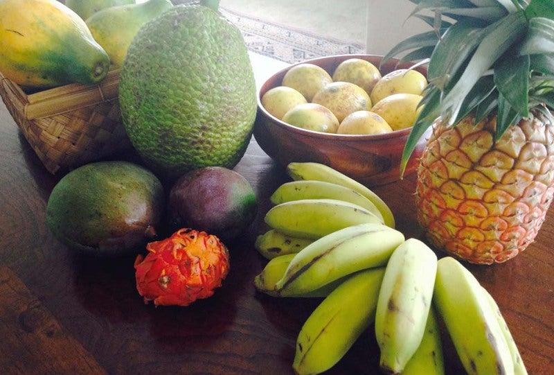 ハワイ島フルーツ