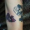 刺青★プルート(腕)B&G!の画像