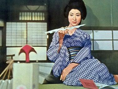 三田佳子が見せた「売春婦の娘の意地と結末」東映東京「廓 ...