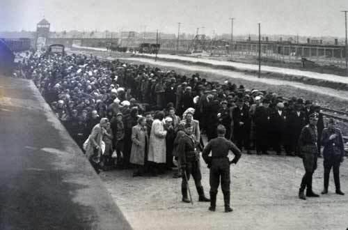 ヴェステルボルク通過収容所