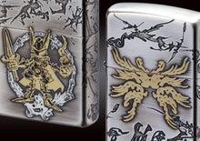破滅の刻印と黄金騎士