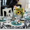 安城市H様邸・夏のテーブルコーディネート♪の画像