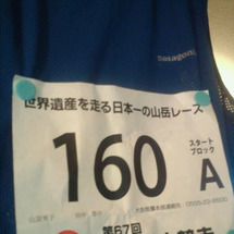 第67回富士登山競争