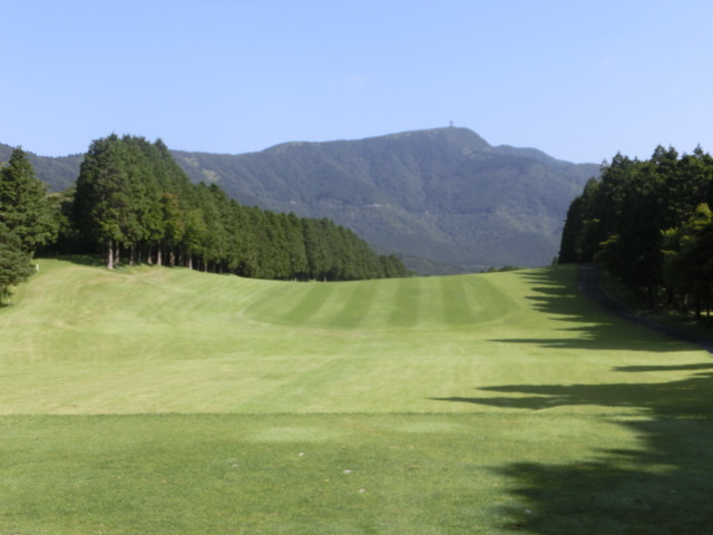コース ゴルフ 天気 湖畔 箱根