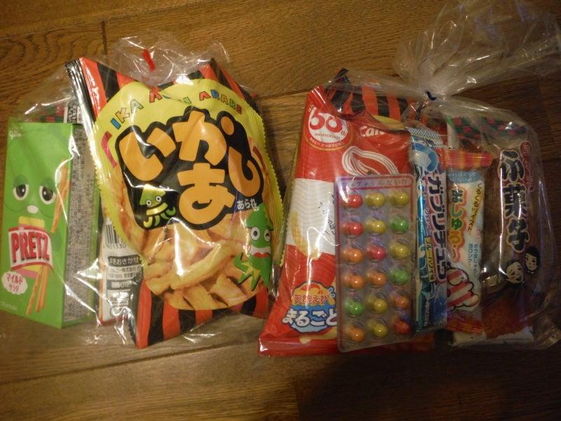 英語 お 菓子