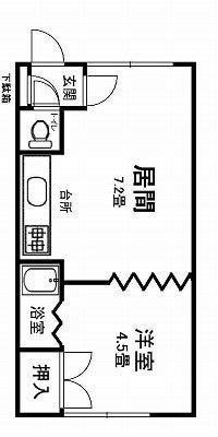 FM203間取