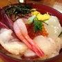 東尋坊・三国で海鮮丼…