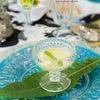 地中海Lunchはデザートカップに冷製スープから・・・の画像