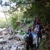 常念岳(北アルプス)に登る-1/2の画像
