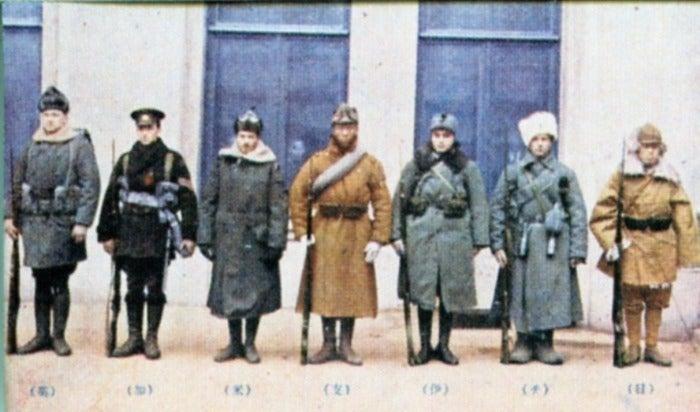 シベリア出兵 | 戦車兵のブログ