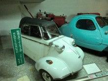 自動車博物館⑭