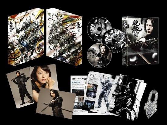 絶狼<ZERO>-BLACK BLOOD- BD/DVD