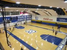 Ryerson BasketBall Court