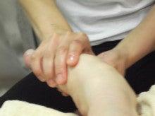 抜足台湾式リフレクソロジー1day授業風景☆18