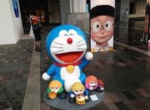 博多阪急広場 ドラえもん