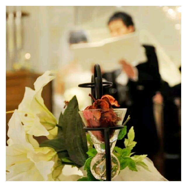 結婚式×嵐
