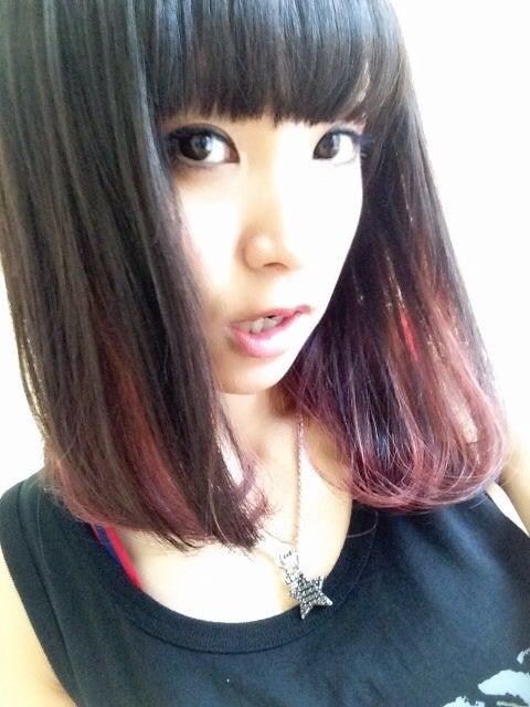 PiNK&BLACK贅沢ヘアー LiSAオフィシャルブログ「今日もいい日だ」Powered by Ameba