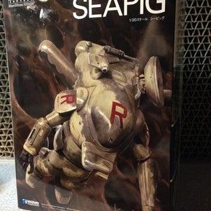 SEAPIG製作開始の画像