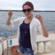 人生初の釣り♡