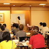 花浄院さんにてネイル体験教室の模様の画像