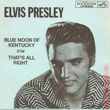Elvis Presley-Blue Moon of Kentucky | ありんこの詩 blog