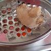 生姜を冷凍保存しています。の画像