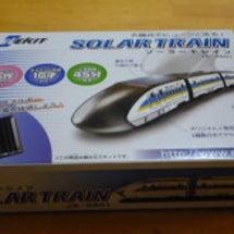 ソーラー電車