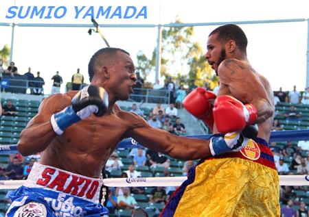 ビカvsディレル WBC世界Sミドル...