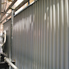 ガルバリウム鋼板塗装の画像