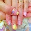 Flower nail ♪の画像