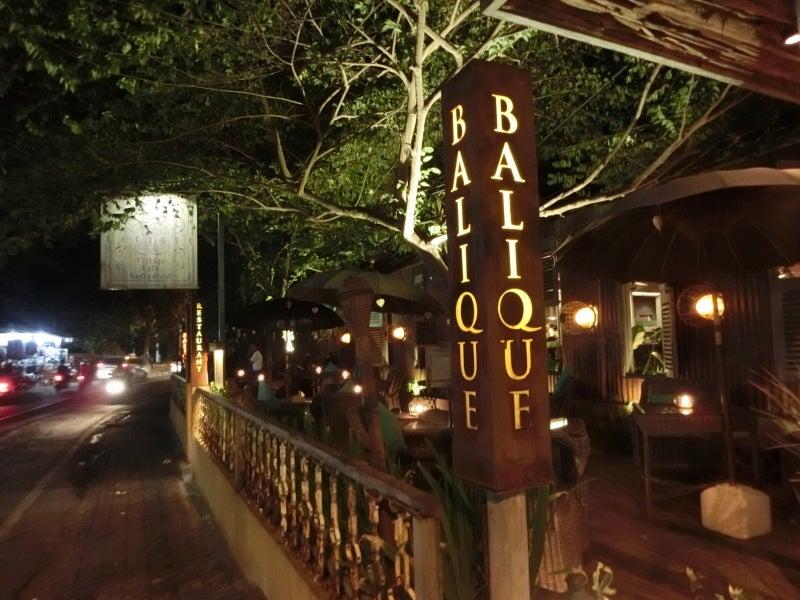 db94c05a64b バリ島 5日目 可愛いすぎる♡レストラン BALIQUE | Food&Travel