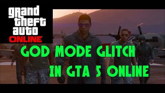グリッチ Gta5 無敵