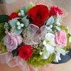ご結婚式のお花、お役にたてて嬉しいです♪の画像
