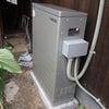 蓄電システム ~F邸工事~の画像