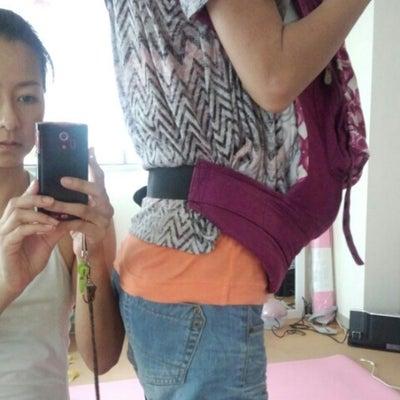 エルゴ腰痛対策!抱っこ紐の正しい骨盤ベルト位置。の記事に添付されている画像