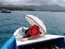 日傘お嬢様2