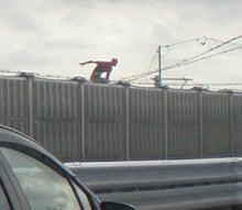 近くのスパイダーマン