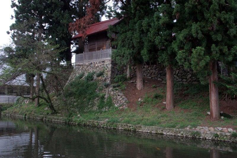 増島城/①