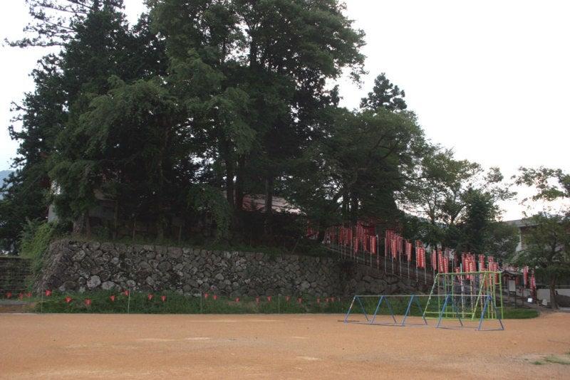 増島城/④