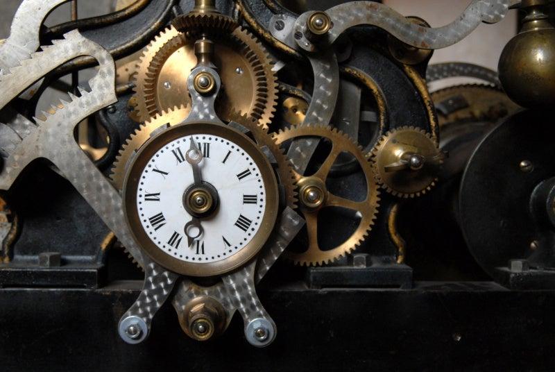 時計(歯車)