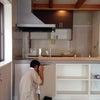 キッチンと洗面スペースを改善ちう♪の画像