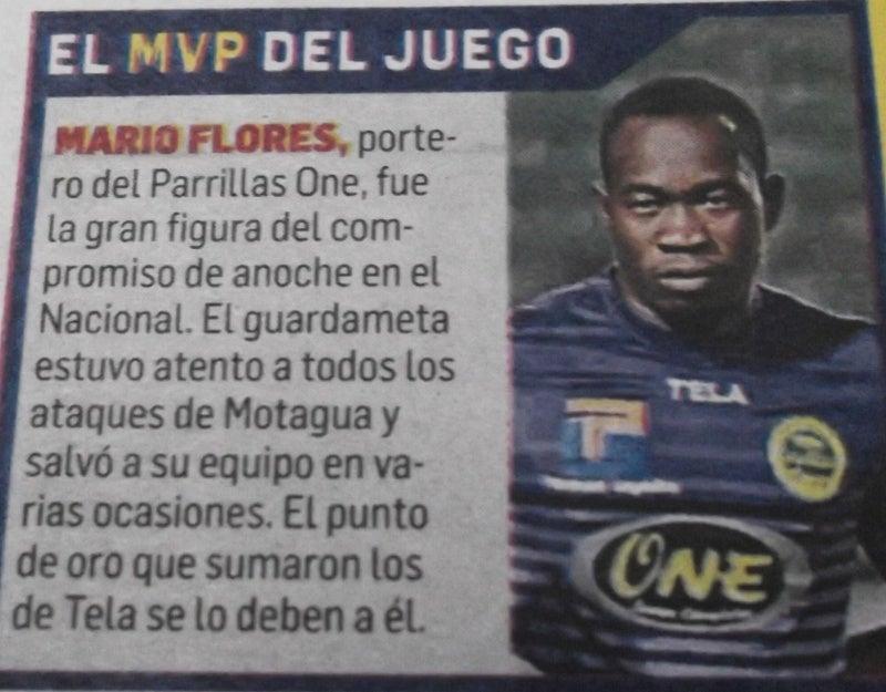 GKマリオ、MVP!2013