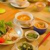 昨日の夕飯♪ ダイエット中~の画像