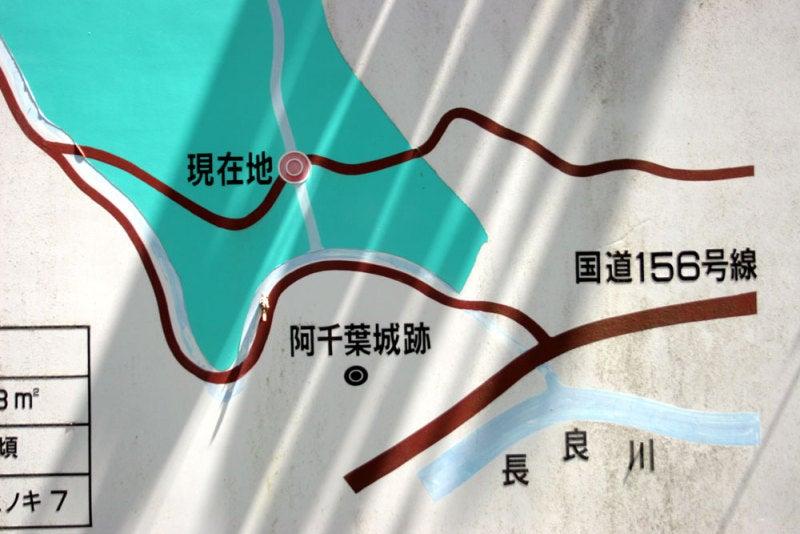 阿千葉城/①図