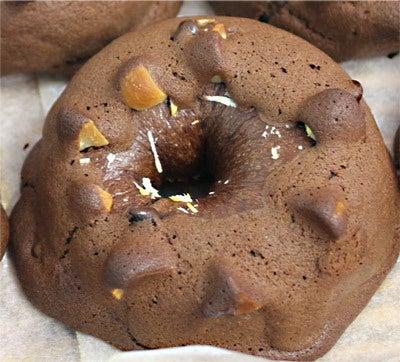チョコクッキー&マカダミアベーグル
