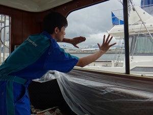 船-フィルム・ガラス研磨・ラッピング-8